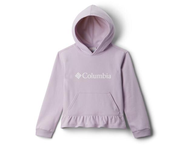 Columbia Columbia Park Sudadera Niñas, violeta